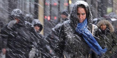 видеть снежную бурю во сне