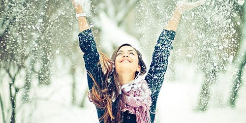 к чему снится снежная буря