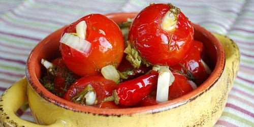 видеть соленые помидоры во сне