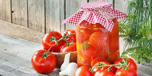 засоленные томаты