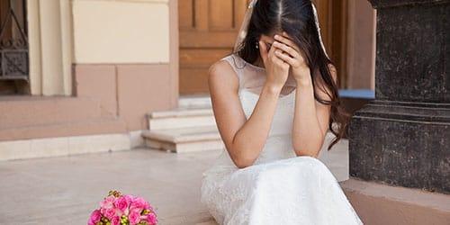 свадьба без жениха во сне