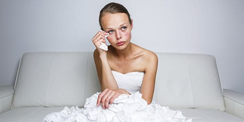 видеть чужую свадьбу без жениха
