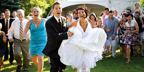 гулять на свадьбе бывшего бойфренда