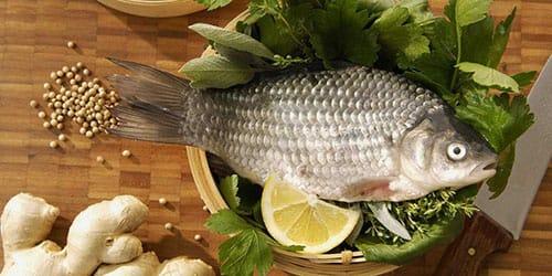 свежая рыба во сне