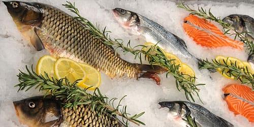 покупать свежую рыбу