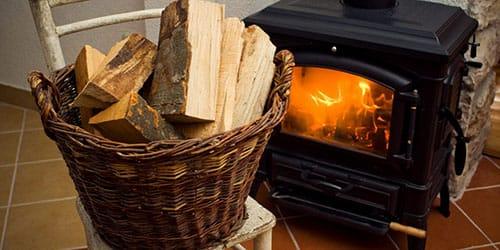 видеть горящую печь в бане