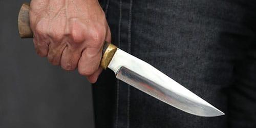 убить ножом человека во сне
