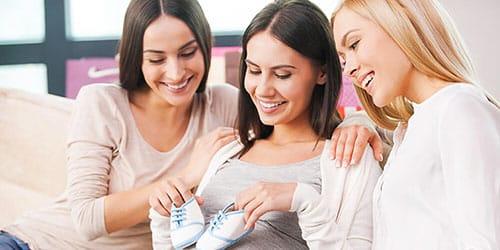 узнать о беременности сестры
