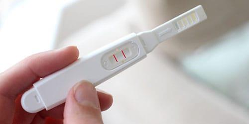знакомая беременна