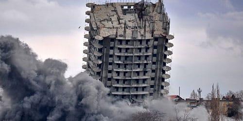 к чему снится взрыв жилого дома