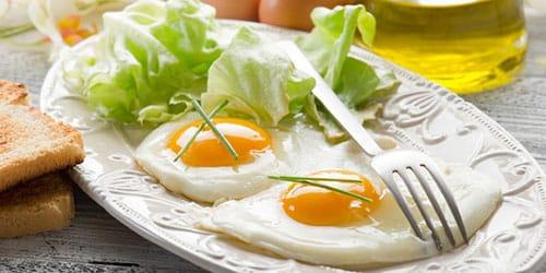 к чему снятся жареные яйца