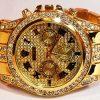видеть во сне золотые наручные часы