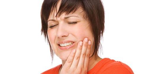 ощущать резкую зубную боль