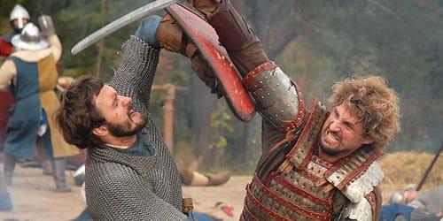 битва на мечах