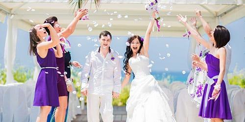 во сне быть на свадьбе знакомой
