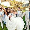 быть на чужой свадьбе гостем