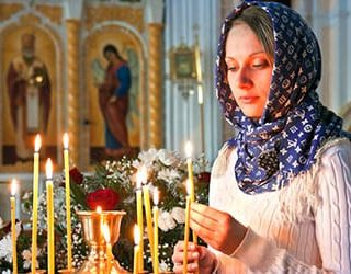 К чему снятся церковные свечи?