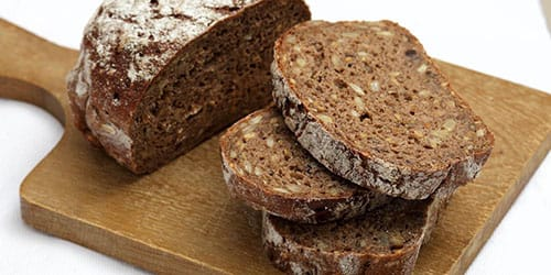 темный хлеб