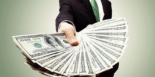 сумма денег
