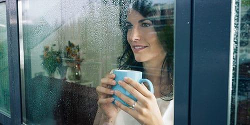 видеть во сне дождь за окном