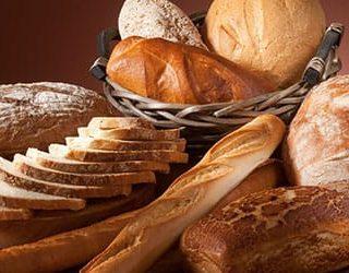 Есть свежий хлеб