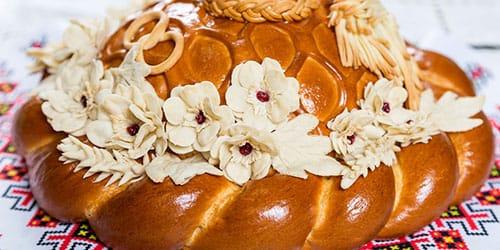 хлебный каравай