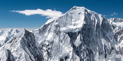 видеть горы в снегу во сне