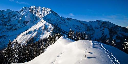 к чему снятся горы в снегу