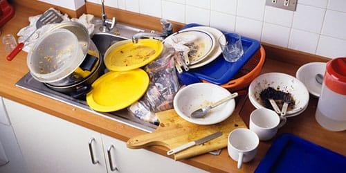 видеть во сне грязную посуду
