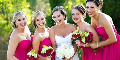 гулять на свадьбе подруги