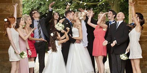 приснилась пышная свадьба