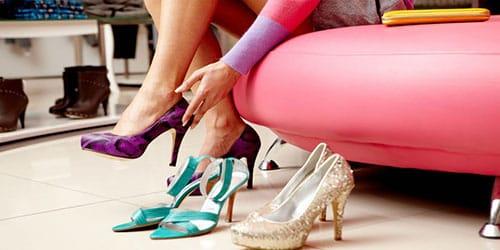 мерить обувь во сне