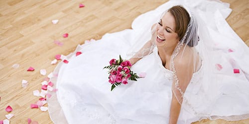 мерить свадебное платье во сне