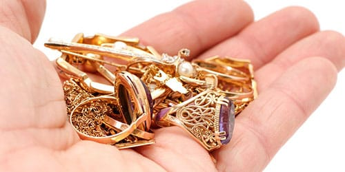 к чему снится много золота