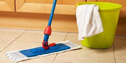 к чему снится мыть полы шваброй