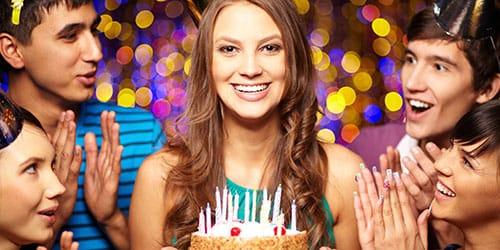 к чему снится отмечать день рождения
