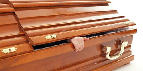 к чему снится оживший покойник