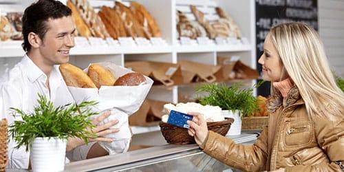 покупать хлеб