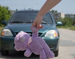 Ребенка сбила машина