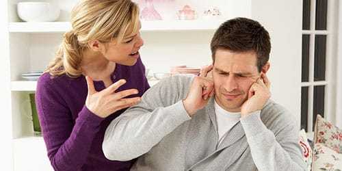 к чему снится ругаться с мужем