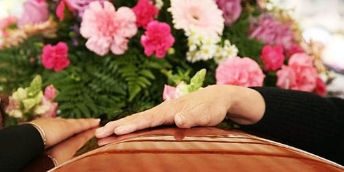похороны бабушки