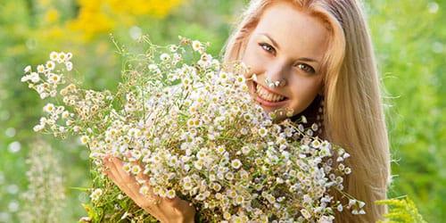 к чему снится собирать цветы