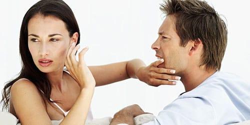 приснилась крупная ссора с мужем