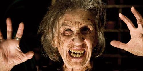 бабка ведьма