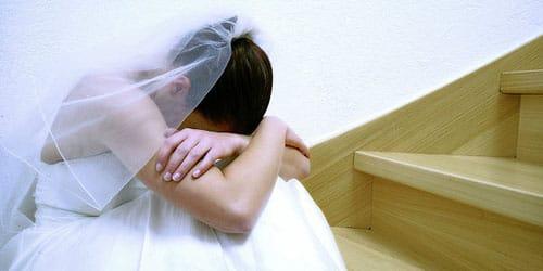 видеть во сне что свадьба не состоялась