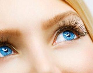 Свои глаза