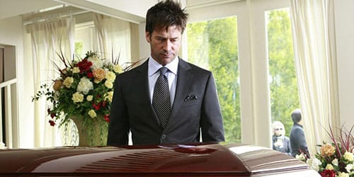 видеть во сне свои похороны