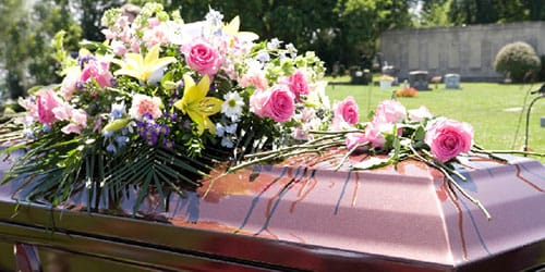подготовка к похоронам