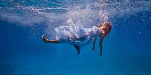тонуть в море во сне