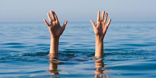 приснилось тонуть в море